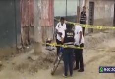 Tumbes: matan a bebe y dejan herido a su padre tras ataque de presuntos sicarios