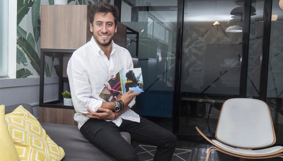 """""""En Instagram, por ejemplo, no veo a la gente mostrando las cosas que compran, sino mostrando lo que hacen"""", comenta Gastón Parisier."""