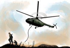 Para algo bueno sirven los militares, por Fernando Vivas