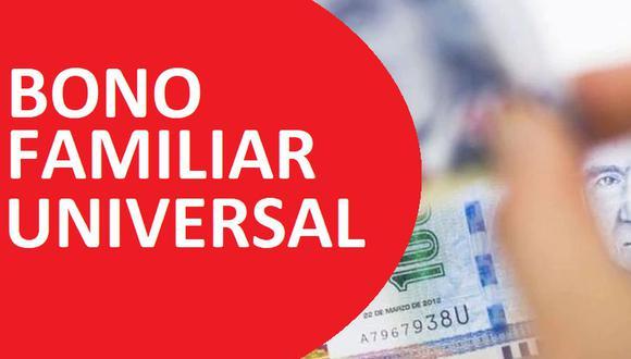 De acuerdo con el Midis, la plataforma virtual para conocer si se es beneficiario del Bono Familiar Universal de S/ 760 estará lista entre el 8 y 10 de mayo (Foto: Andina)