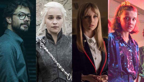 Las series clásicas continúan liderando las preferencias del público, por encima de los nuevos estrenos. (Foto: Difusión)
