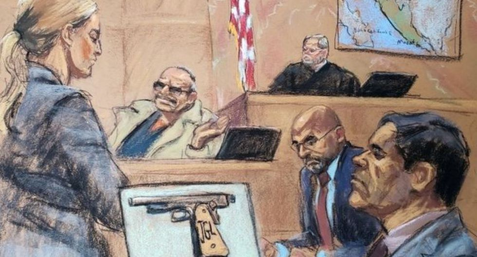 'El Rey' Zambada relató que la última vez que vio a El Chapo Guzmán fue en el 2007. (Reuters)