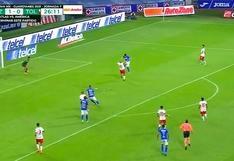 Gol Cruz Azul: Roberto Alvarado y el 2-0 para la 'Máquina Cementera' frente a Toluca   VIDEO