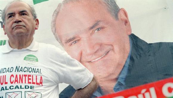 Restos de Raúl Cantella serán velados desde esta tarde