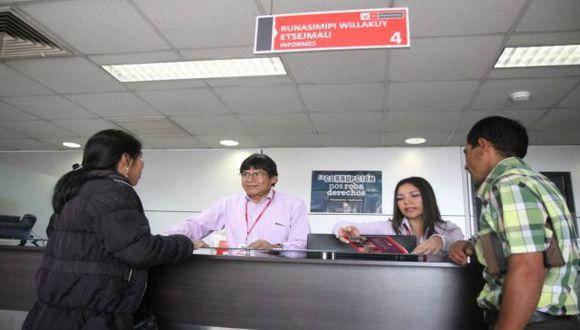 Ministerio de Cultura atiende a ciudadanos en quechua y awajún