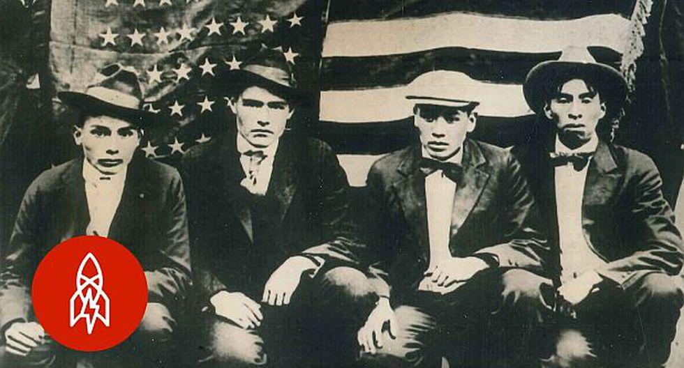 Los nativos americanos que ganaron la Primera Guerra Mundial