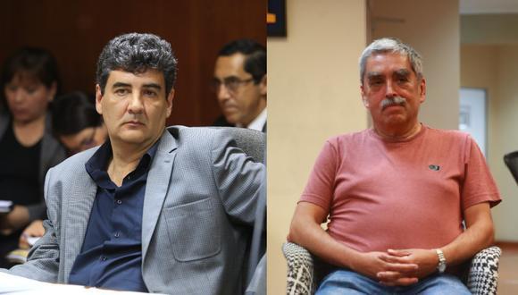 Zegarra y Matuk trabajarán en el Midagri y el Ministerio de La Producción, respectivamente. (Foto: composición)