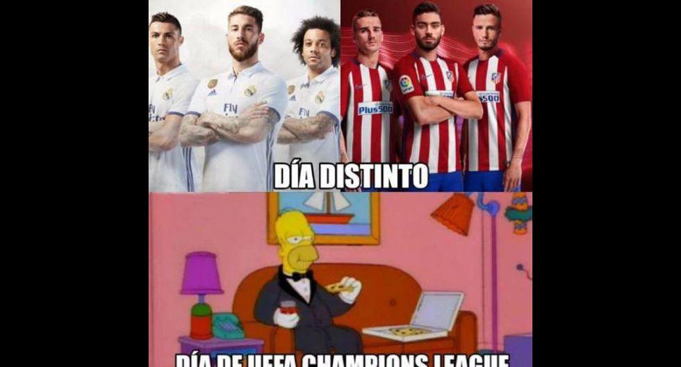 Real Madrid vs. Atlético Madrid: los memes de la semifinal - 54