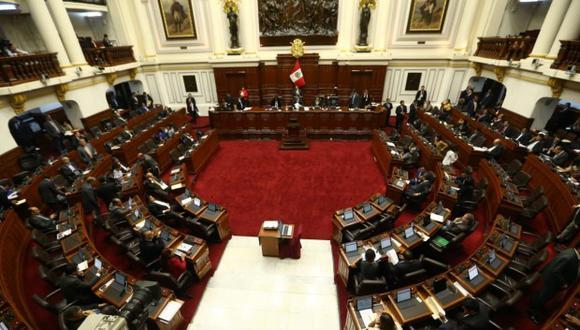 El pleno del Congreso aprobó la creación del colegio de politólogos el pasado 15 de mayo. (Foto: GEC)