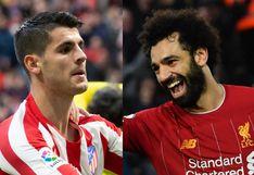 Vía Movistar Liga de Campeones, Atlético de Madrid vs. Liverpool: sigue la transmisión en vivo del partido