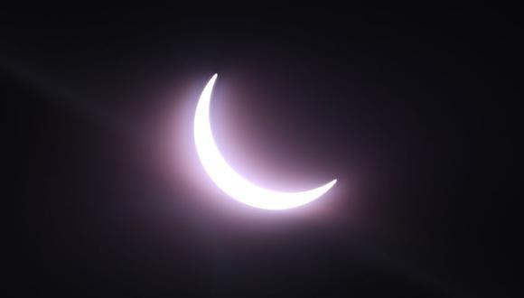 El eclipse solar será visto de forma total en Argentina y Chile. (Foto: AFP)