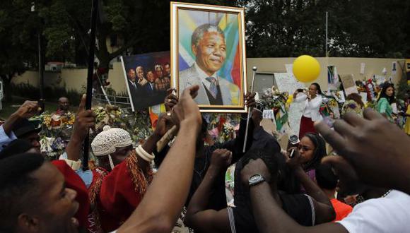 Revelan quiénes recibirán la herencia de Mandela