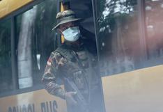 Myanmar: mueren 43 personas, incluidos 20 militares, en la jornada más sangrienta en dos meses