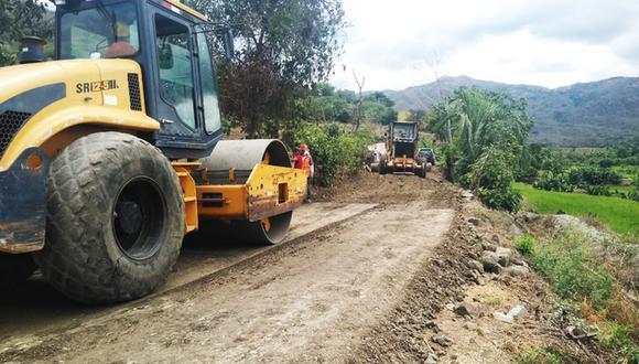 Cajamarca: otros 238 kilómetros restantes se iniciará el mantenimiento rutinario en las próximas semanas. (Foto: MTC)