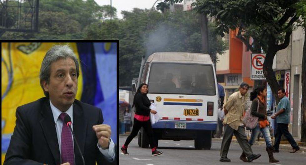 """Manuel Pulgar Vidal: """"Lima estuvo ambientalmente abandonada"""""""