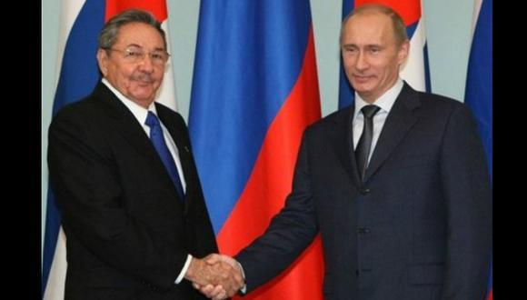 Rusia condona a Cuba más de US$ 35.000 mlls de deuda