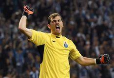 La campaña de los hinchas del Porto para que Iker Casillas juegue y sea campeón de la liga