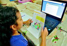 Coronavirus en el Perú: el reto de la teleducación