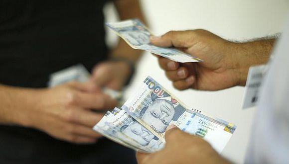 A fin de año estará listo el modelo para evaluar aumento del sueldo mínimo. (Foto: USI)