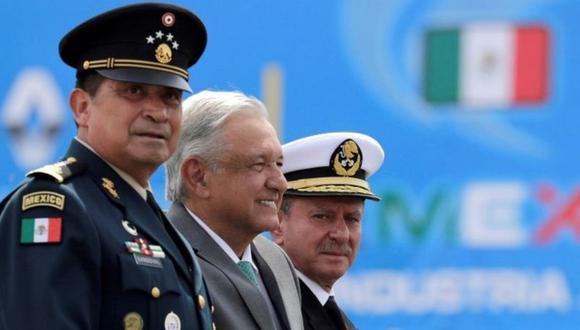 López Obrador no solo ha confiado la seguridad pública a los militares, también otras tareas que eran civiles. (Reuters)