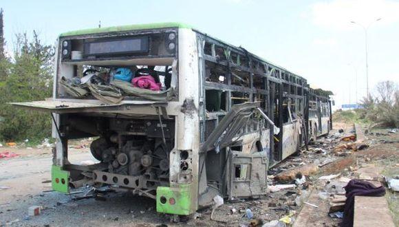 El atentado se registró en el primer aniversario del inicio de la operación militar Rama de Olivo, con la que Turquía conquistó la región de Afrín. (Foto referencial: AFP)