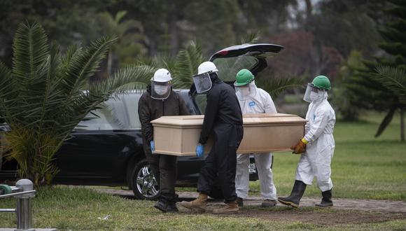 La tasa de letalidad es 3,91%, es decir, por cada cien personas contagiadas, alrededor de cuatro pierden la vida por causa del coronavirus, según datos de la web de la Sala situacional del Ministerio de Salud. (Foto: César Campos)