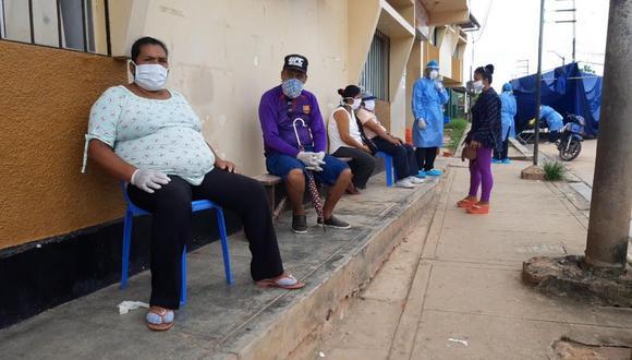 Actualmente, el 90% de moradores de la ciudad de Requena presenta síntomas de COVID-19. (Foto: Daniel Carbajal)