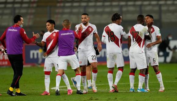 La selección peruana mejoró la clasificación en el reciente Ranking FIFA. (Foto: Reuters)