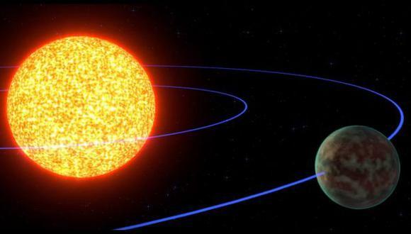 Descubren un planeta tres veces más grande que Júpiter