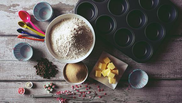 La harina de arroz es usada principalmente para preparar postres. (Foto: Pexels)