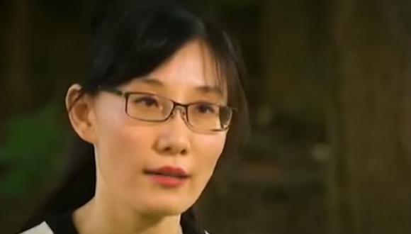 Li-Meng Yan escapó en abril de Hong Kong. Acusa a China de ocultar detalles importantes sobre el nuevo coronavirus. La viróloga le brindó una entrevista a Fox News. (Captura de video/Fox News).