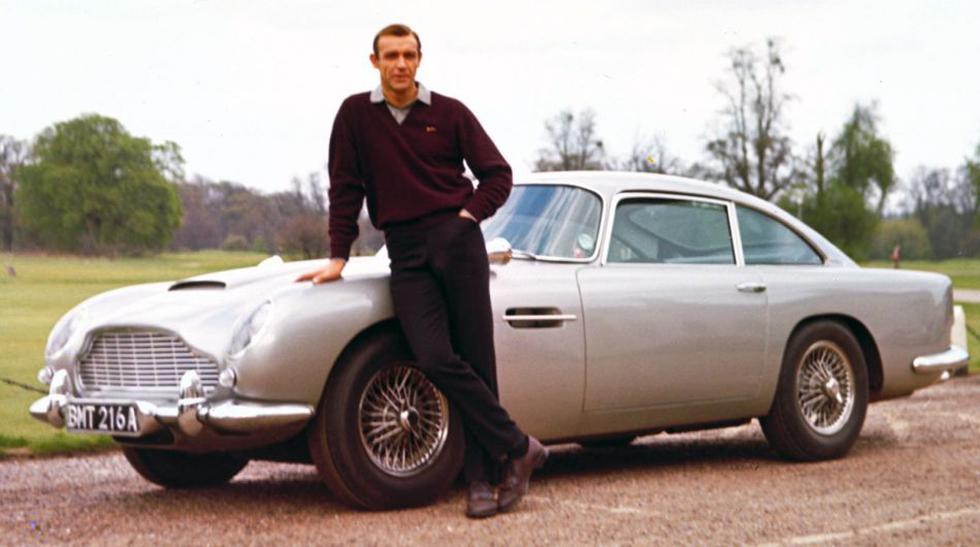 James Bond: Los Aston Martin en las películas del agente 007 - 1