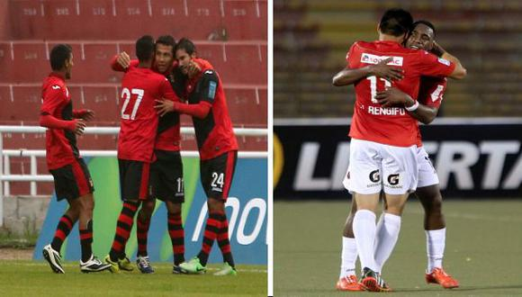 Melgar ganó 3-2 a Juan Aurich de visita por el Torneo Apertura