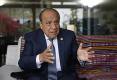 Máximo San Román será el nuevo presidente del partido Contigo