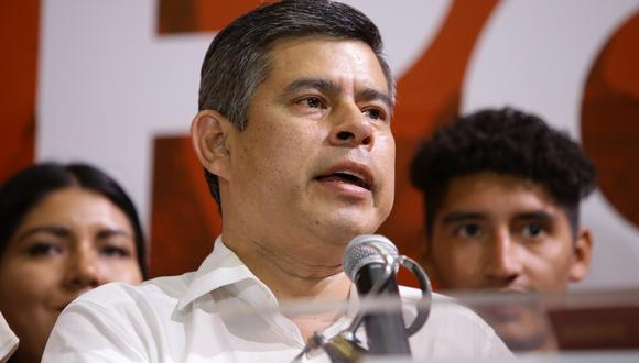 Luis Galarreta señaló que la decisión de Keiko Fujimori está respaldada por la agrupación política. (Foto: Archivo/ GEC)