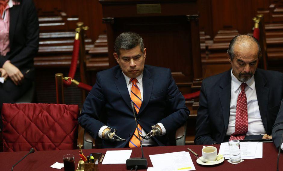 En la misiva, Galarreta indicó que la sesión se realizará de acuerdo a la Constitución y al reglamento del Parlamento. (Foto: Archivo El Comercio)