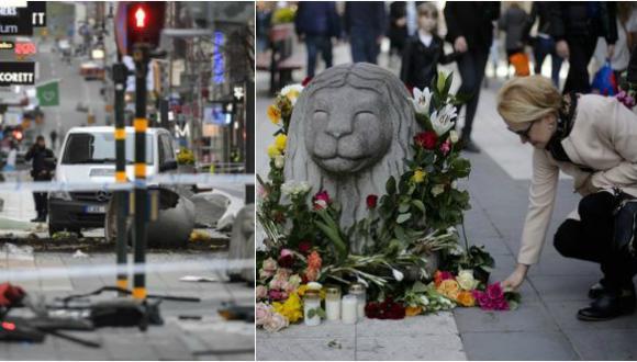 Estocolmo: Detienen a un segundo sospechoso por el atentado
