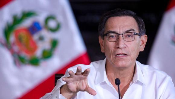 Si el Gobierno no pide ayuda, puede que Martín Vizcarra corra el riesgo de pasar de presidente de las crisis a presidente en crisis. La complejidad de la situación lo amerita. (Foto:Presidencia)