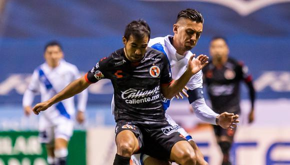 Tijuana enfrentó a Puebla por la Liga MX