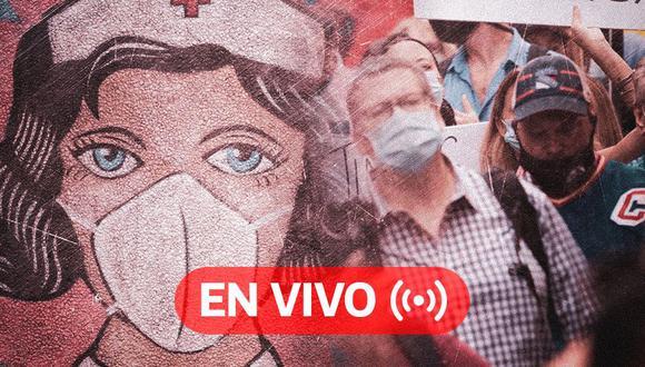 Coronavirus EN VIVO en el mundo | Sigue aquí EN DIRECTO las últimas noticias y conoce las cifras actualizadas de la pandemia COVID-19 en todo el mundo, HOY lunes 12 de octubre de 2020. (Foto: Diseño El Comercio)