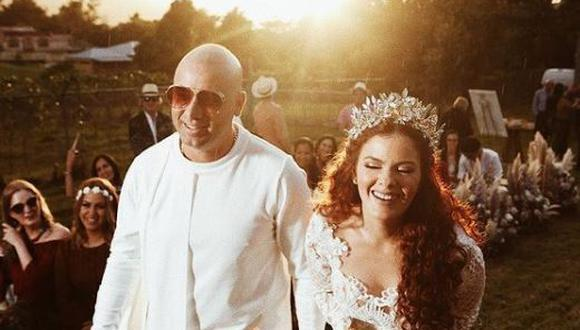 El cantante puertorriqueño Wisin y su esposa esperan su cuarto hijo. (Foto: @wisin/@godneverfailsco)