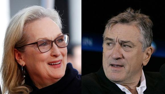 Robert De Niro sobre discurso de Meryl Streep: Fue maravilloso