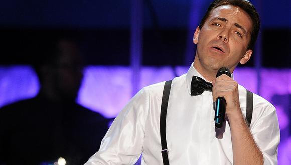 El espectáculo virtual de Cristian Castro será el 26 de diciembre vía streaming. (Foto: AFP/JEWEL SAMAD)