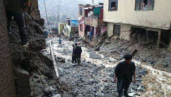 Huaicos en Chosica: ¿cómo se planea evitar una nueva tragedia?