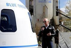 ¿Cuánto cuesta volar junto a multimillonario Jeff Bezos en su cohete espacial?