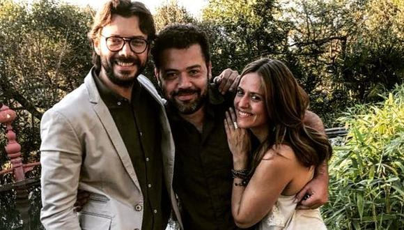 """Jesús Colmenar, director de """"La casa de papel"""", estará a cargo de un nuevo proyecto de Hollywood. (Foto: @jesus_colmenar)"""