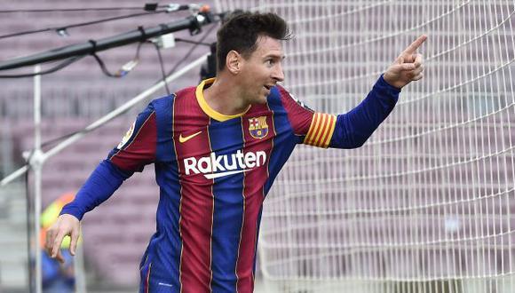 Lionel Messi acabó contrato con FC Barcelona el pasado 30 de junio. (Foto: AFP)
