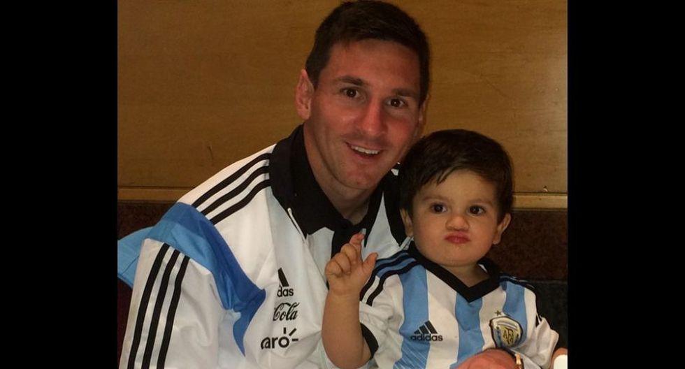 Día del Niño: conoce a los hijos de las estrellas del fútbol - 3
