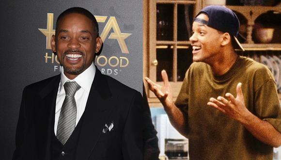 """Will Smith protagonizó la exitosa serie """"El príncipe del rap"""". (Fotos: Agencia / Redes sociales)"""