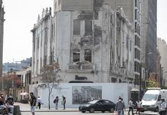 Edificio Giacoletti: a dos años del incendio que consumió este patrimonio su restauración aún no se inicia